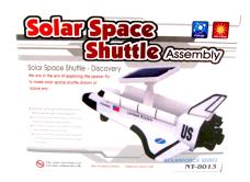 solar-space-shuttle
